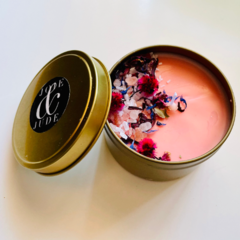 Pomegranet Soy Candle