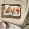 Polaroid Personalised Photo Wallet Card - Kalghi Crafts Co