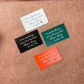 Personalised Message Cards For Loved Ones - Kalghi Crafts CO