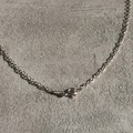 Boho Bar Necklace in Silver, Gold or Rose Gold Vermeil