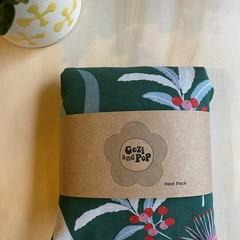 Wheat Bag Large Waratah Emerald