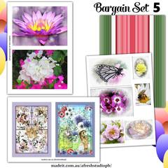 Bargain Set 5 AfreshDesignPB