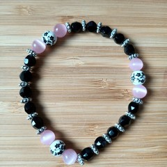 Bead & Feature Gem Bracelet Collection