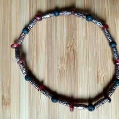 Coppertone Garnet Bracelet Collection