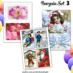 Bargain Set 3 AfreshDesignPB