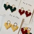 Scalloped Moroccan  earrings