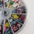 Embellishment Wheels, Tiny Embellies, Scrapbook Adornment, decorative details