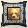 PERSONALISED cushion cover - your image