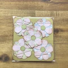 Flower Stickers Pk5 #7
