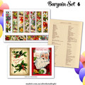 Bargain Set 6 AfreshDesignPB