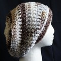Slouchy Beanie / hat - Adult size. FREE SHIPPING