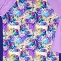 Iridescent Horse Long Sleeve Tee- Sizes 6, 7 and 8