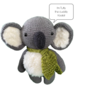 Tufty the Koala - from the Red George cuddle crew