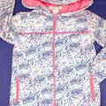Pink Multi Soft Shell Jacket Sizes: 6, 8 and 10