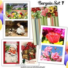Bargain Set 7 AfreshDesignPB