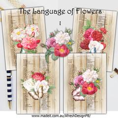 The Language of Flowers Wood AfreshDesignPB