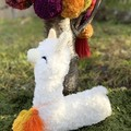 Llama Teddy Handmade Softie
