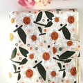 Fold out Diaper Travel Changing Mat with pocket
