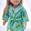 Bedtime set -  Froggy PJ's and Dressing Gown