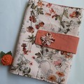 stylish convenient modern floral print nappy wallet gift