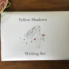 Flowers Writing Set
