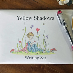 Wisdom Wings Writing Set