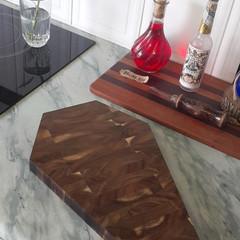 Coffin Chopping Board