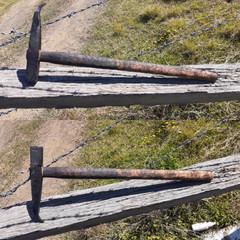 Blacksmithed War Hammer