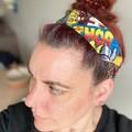 Marvel Comic Boho Wire Headband
