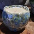 "Handmade Candle ""Wattle"" fragrance"