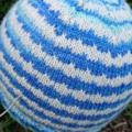 Hat pattern - stripes