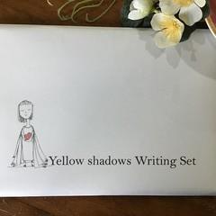 Holding Heart Writing Set