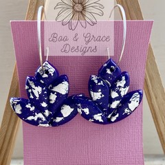 Ocean & Ice Earrings