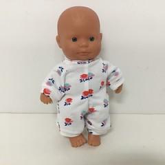 Miniland Dolls Romper to fit 21 cm dolls