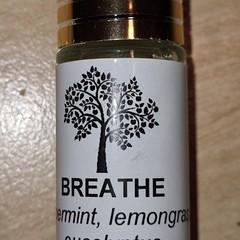 Pure Essential Oil Roller 5mls - Breathe