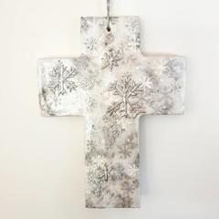 Wall Art - Winter Cross
