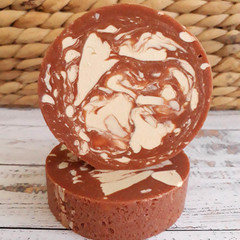 Bergamot Pastrami Soap - Handmade Natural Meatlovers Soap - Vegan - Natural