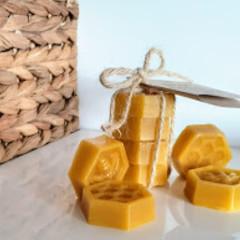 Beeswax wrap blocks