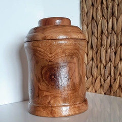 Timber canister