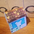 Construct your own minature paper house. Hours of fun. Cheap entertianment. No.1