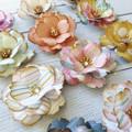 Mixed Patterns Handmade Flowers - Set 1