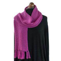 Soft woollen scarves,  2ply wool.