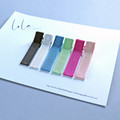Set of 6 Gorgeous Hair Clips | Betty