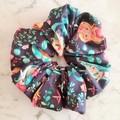 XLarge Scrunchies - Anna / Scrunchies / Jumbo Scrunchies / Mermaid Scrunchies /