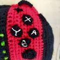 Nintendo switch crochet cuddler