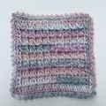 Beautiful Waffle Stitch Wash Cloths