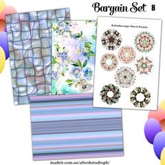 Bargain Set 8 AfreshDesignPB