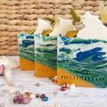 Mermaid Tales - Handmade Artisan Luxurious Soap - Ocean Vibes