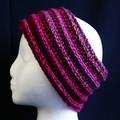 Adult Crochet Ear warmer / Head band - FREE SHIPPING
