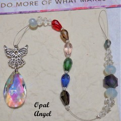 Beaded Suncatchers - 'Angel' Series